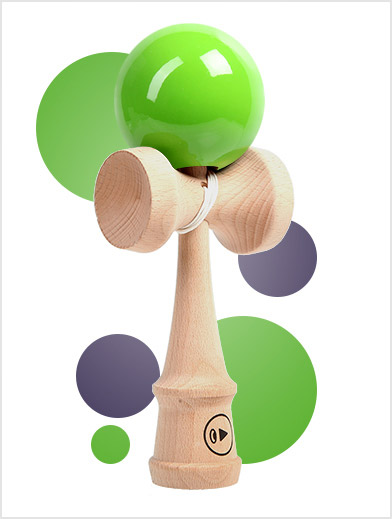 Play Monster Kendama