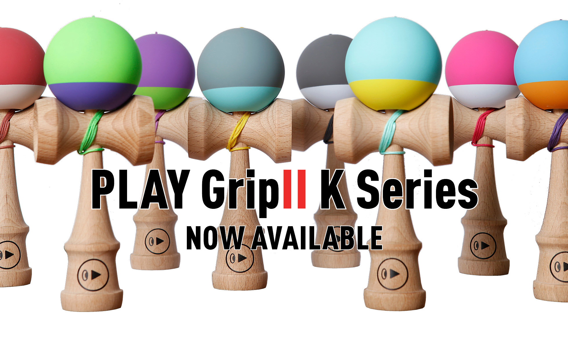 KENDAMA PLAY PRO II K - New models available now