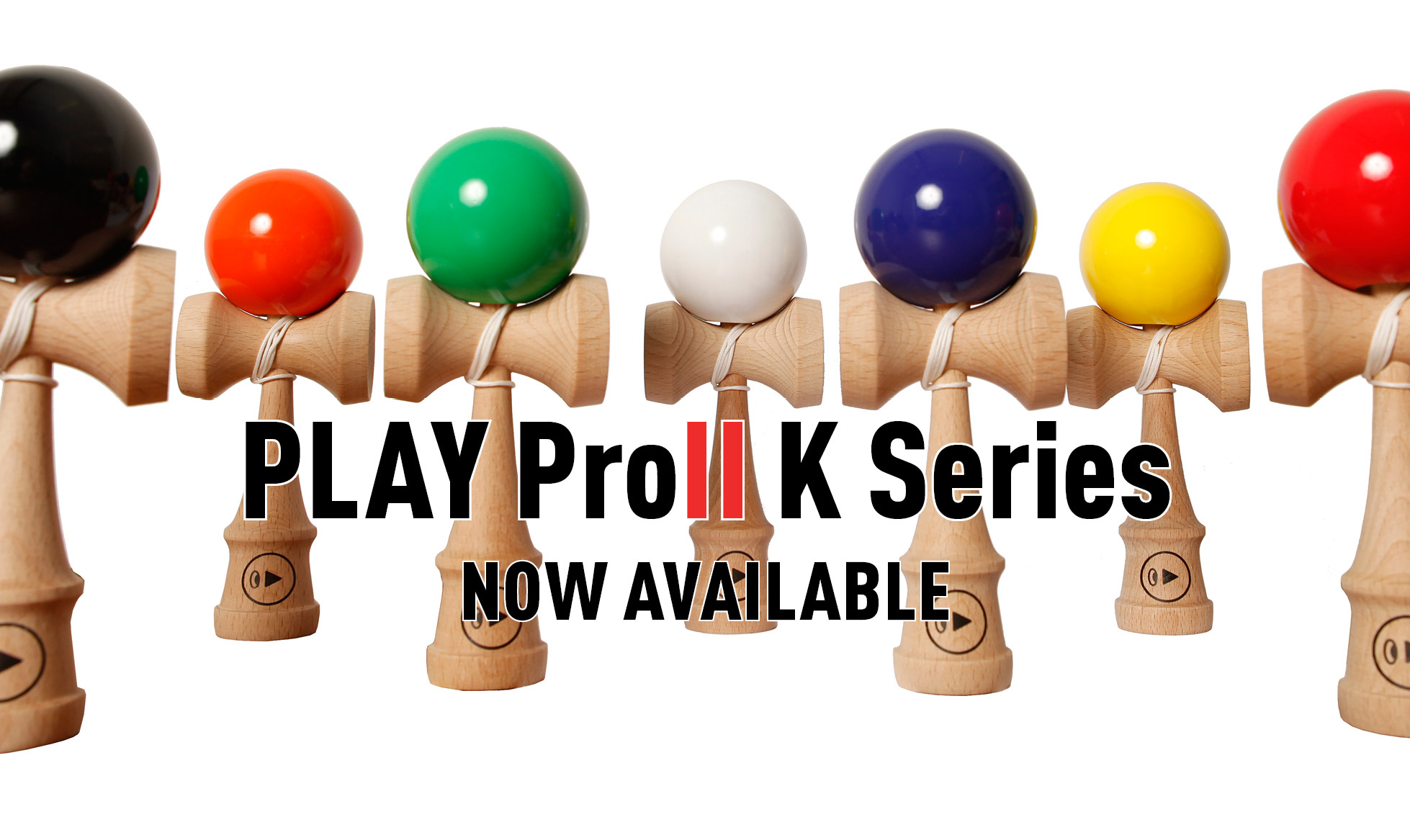 KENDAMA PLAY GRIP II K - New models available now